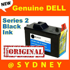 New Genuine Dell Series 2 Black Ink for Dell A940/A960 AIO #7Y743/310-4631/C896T