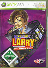 """ Leisure Suit Larry  - Box Office Bust "" (X-Box360)"