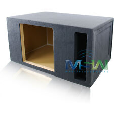 "4 CU. FT. 15"" VENTED ENCLOSURE BOX for KICKER® S15L7 S15L5 S15L3 - TUNED @ 32Hz"