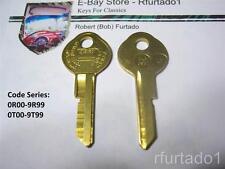 Key Blanks  Chevorlet Pontiac Oldsmobile Buick Cadillac 1968 Gbox/Trnk  (O1098D)