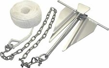 BOAT MARINE #15 Slip Ring Anchor Kit  FOR BOATS 29'