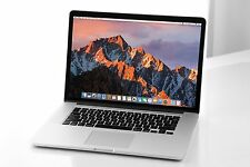 "MINT 2015 15"" RETINA Apple MacBook Pro Laptop i7 2.5GHz 512GB 16GB RAM+AppleCare"