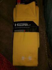 Under Armour Heat Gear All Sport Sock Pair OTC Large
