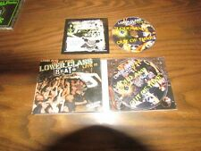 "Lower Class Brats  ""Loud & Out Of Tune - Live !!!""  CD/DVD *TKO Records*"