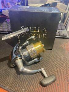 Shimano STELLA 2500 FE USED as new