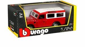Bburago Land Rover Series II 1:24 Scale
