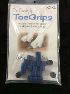 Dr Buzby's Toe Grips XXXL Traction For Senior Dogs