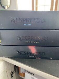 Nespresso, Coffee Pods, Odacio, intense, alto