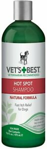 Vet's Best Hot Spot Shampoo for Dogs, 16-oz bottle   Free Shipping
