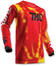 Thor Youth MX ATV Motocross Jersey S8Y Pulse Air Red Large