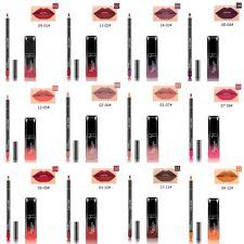 2Pcs Long Lasting Lipstick Waterproof Matte Liquid Lip Gloss + Lip Liner AU