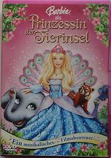 Barbie als Prinzessin der Tierinsel DVD Ein musikalisches Filmabenteuer