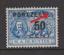 Port 42 PLAATFOUTEN MLH 87 PM20 NVPH Netherlands Nederland due portzegel