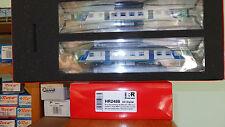 Rivarossi HR2488 Aln 668 XMPR Trenitalia, vetri piani, motoriz+folle DCC SOUND