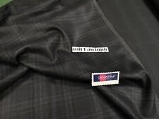 1A Ware 95/%Schurwolle 5/%Pes Meterware Wollstoff Kleid Anzug aus Italien