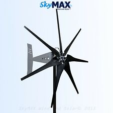 Missouri Rebel Freedom 7 blade 24 volt 1200 watt 1700 max wind turbine generator