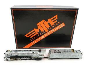 MTH New York Central HO Scale L3C Mohawk Prototype Steam Engine and Tender