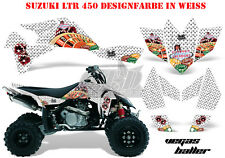 Amr racing décor Graphic Kit ATV suzuki ltr 450 Lt-r vegas toutankhamon B