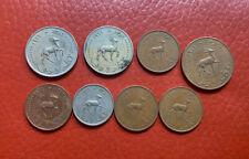 Qatar & Dubai 8 monedas diferentes!