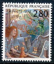 STAMP / TIMBRE FRANCE NEUF N° 2845 ** LE PLAISIR D'ECRIRE / MEILLEURS VOEUX