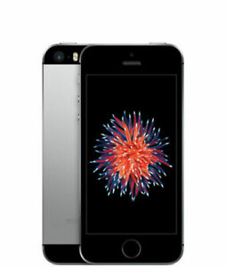 Apple iPhone SE - 32GB - Space Gray (Simple Mobile) A1662 (CDMA + GSM)