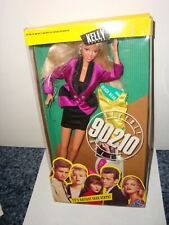 Mattel Barbie 90210 KELLY TAYLOR DOLL with Original Outfit & Yellow Swimsuit