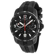 Certina DS Podium GMT Black Dial Mens Watch C0016391705700