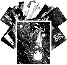 24 Postkarten Set * Fairy und Fantasy Retro Magazine by Dorothy P Lathrop CC1144