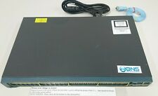 ★★★ Cisco WS-C2960S-48TS-S Ethernet Schalter Catalyst 2960-S Switch 2SFP LANBASE