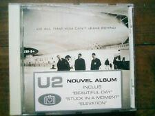 CD U2 BONNOT