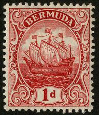 Pre-Decimal George V (1910-1936) Bermudian Stamps