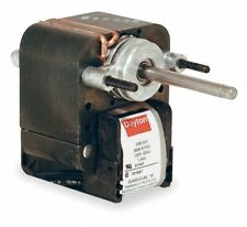 Dayton 1/250 HP C-Frame Motor, Shaded Pole, 3000 RPM, 115 Voltage, Frame