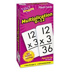 Trend Skill Drill Flash Cards 3 x 6 Multiplication T53105