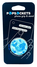 Authentic PopSockets Blue Mermaid Phone Holder Grip PopSocket Pop Socket