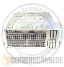 SUN Fire X4600 M2 4xSFF 8x AMD Opteron 8356 4C 2.3GHz 128 GB 64x 2GB DDR2 Server