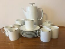 More details for rarely used thomas porcelain coffee set