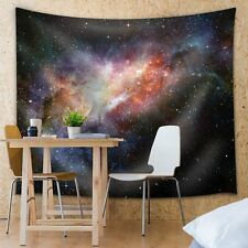Wall26® - Colorful Galaxies - Fabric Tapestry, Home Decor - 68x80 inches