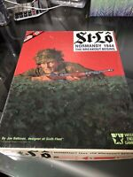 West End Games - ST LO game -The Breakout Begins, Normany 1944 Partially Punched