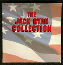 THE JACK RYAN COLLECTION Laserdisc Box Set - Hunt/Patriot/Danger [LV15289-WS] 98