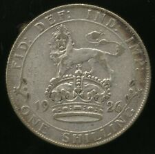 More details for 1926 george v silver one shilling coin | british coins | pennies2pounds