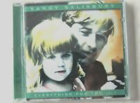 66209 Sandy Salisbury Everything For You Vol. 1 [NEW / SEALED] CD (2008)