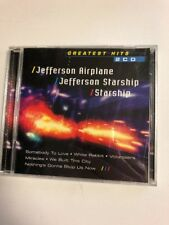 Jefferson Airplane 2CD Greatest Hits Germany Import