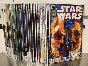 Star Wars #1-#20 COMPLETE run + REBEL HEIST 1-4 Dark Horse Comics NM No Reserve!