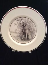 Lenox Vintage Dog Plate