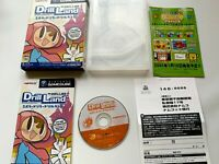 Ninteno Game Cube Mr. Driller Drill Land namco JAPAN DrillLand GC NTSC-J (Japan)