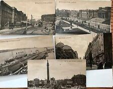 Liverpool Postcards Bold William Brown Street St. George Sq Landing Dock Lot 5