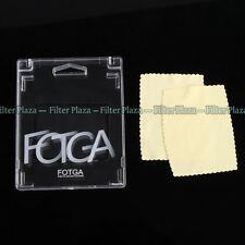 FOTGA Optical Glass Rigid Hard LCD Screen Protector For Canon 40D 50D 5DII DSLR