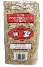 Animal Dreams Mini Compressed Straw Rabbit Guinea Pig Hamster Bedding