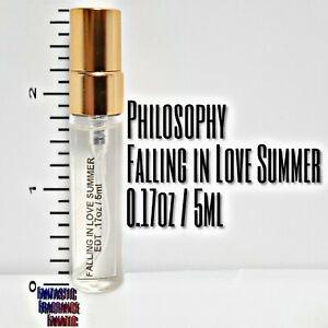 PHILOSOPHY Falling in Love Summer PERFUME EDT (0.17oz / 5ml)