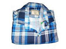 Checks Cotton Slim Fit Shirts For Men, M